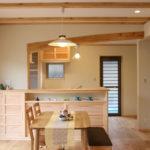 桔梗が丘南の新築住宅を施工しました。